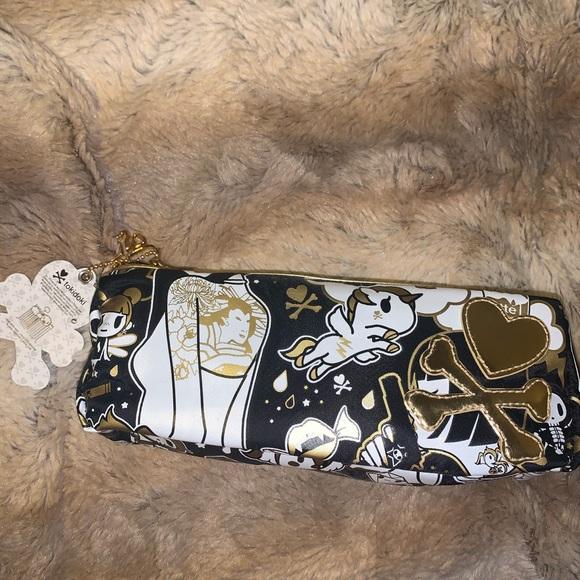 tokidoki Other - TOKIDOKI Pencil/Makeup Bag